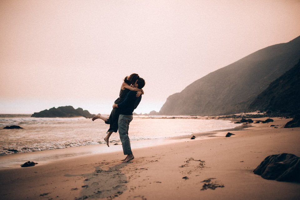 Intimate Engagment Session - Big Sur California (23 of 69).jpg
