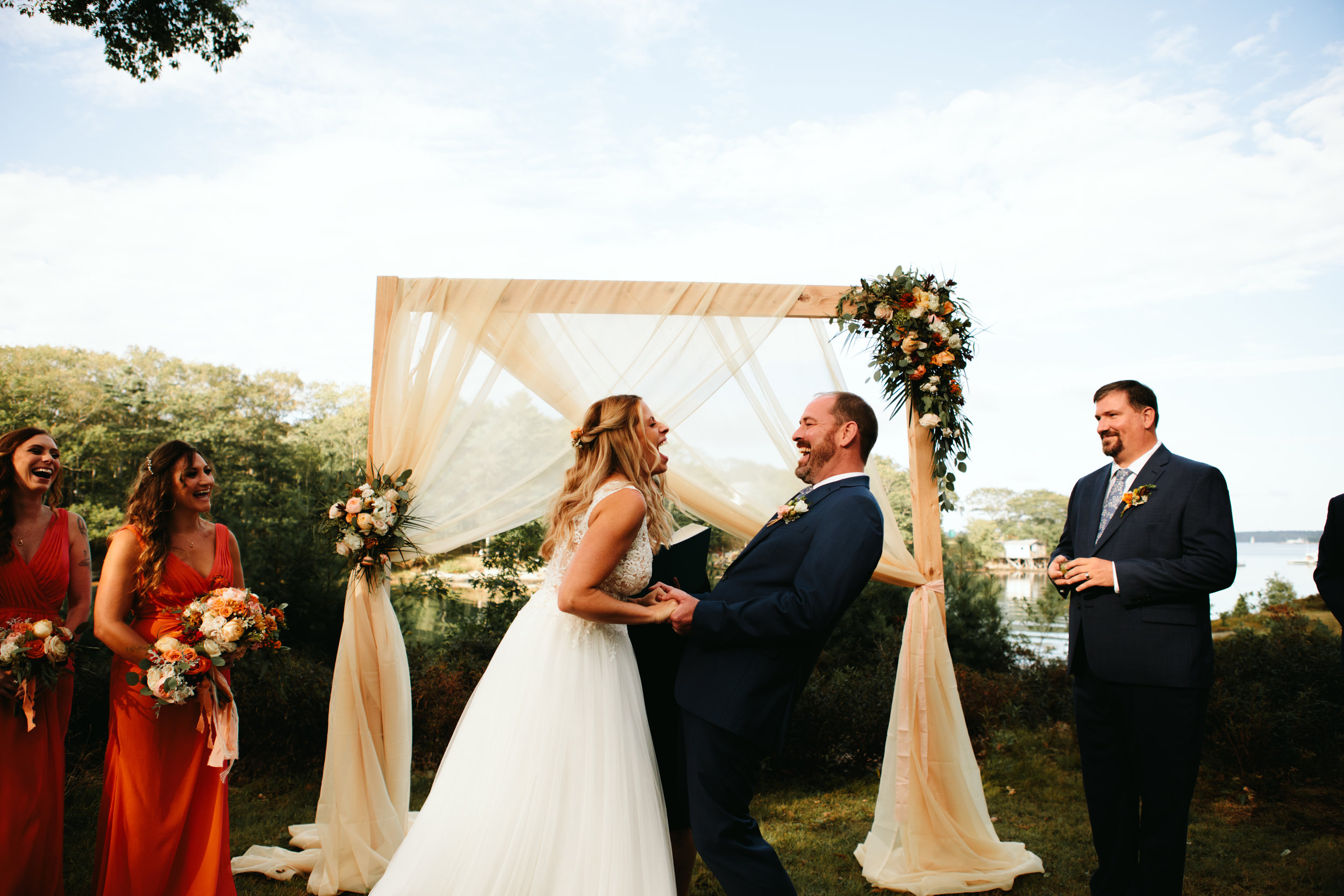 bohemian-wedding-ceremony-new-england