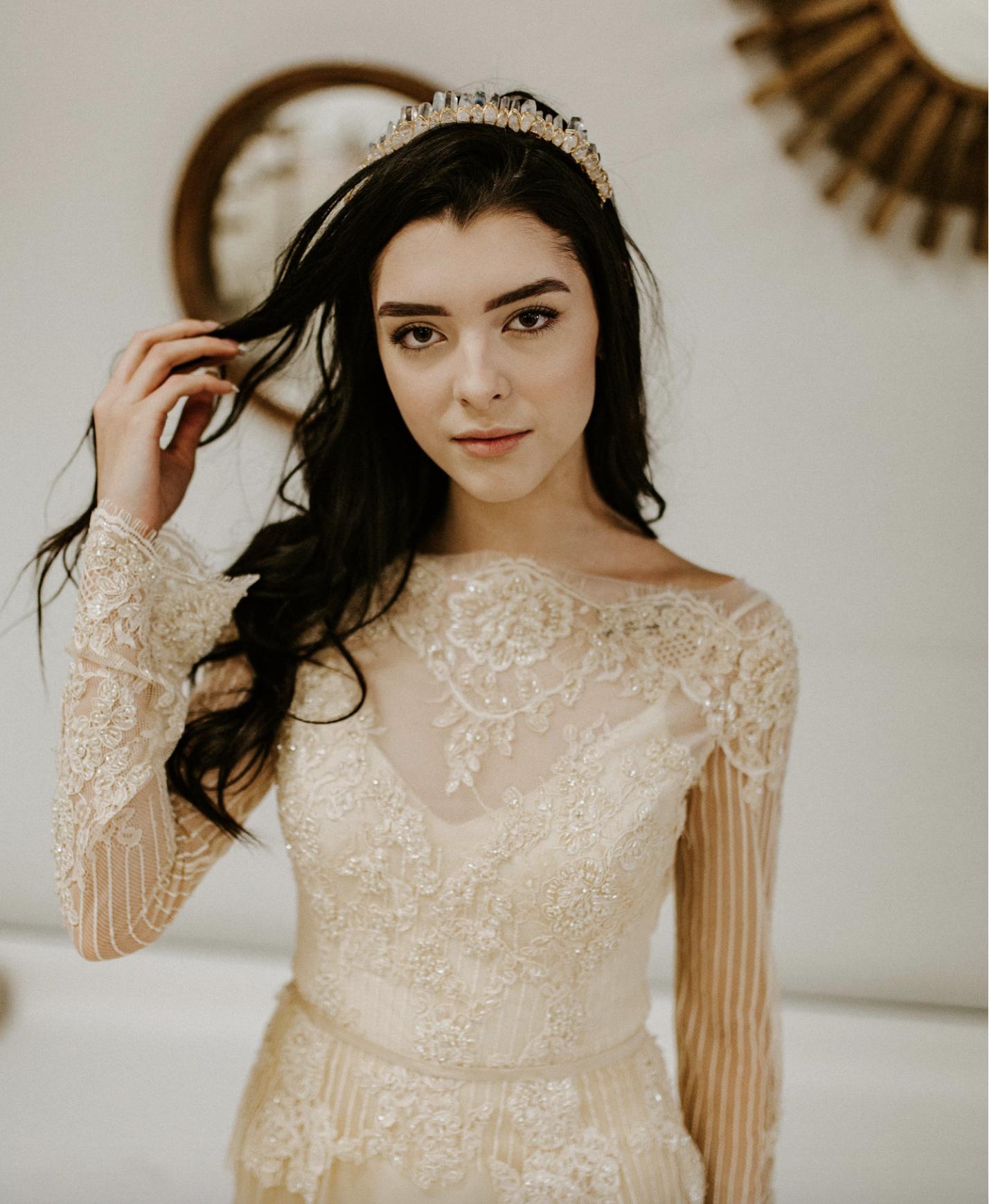 Leah Vintage Gown  $3150