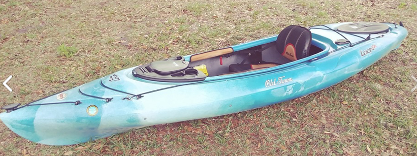 2018 Old Town Loon 106. $650. Excellent condition. Rec kayak upgraded with angler gear (2 rod holders & anchor trolly system). Includes two storage compartments (bow compartment has a USB port), large roomy cockpit, upgraded seat, PFD & paddle. Ocala area.  dorseydemaster@hotmail.com