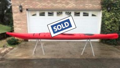 Current Designs: Storm GT Sea Kayak: $650 2beaswater@gmail.com; 850.445.3236