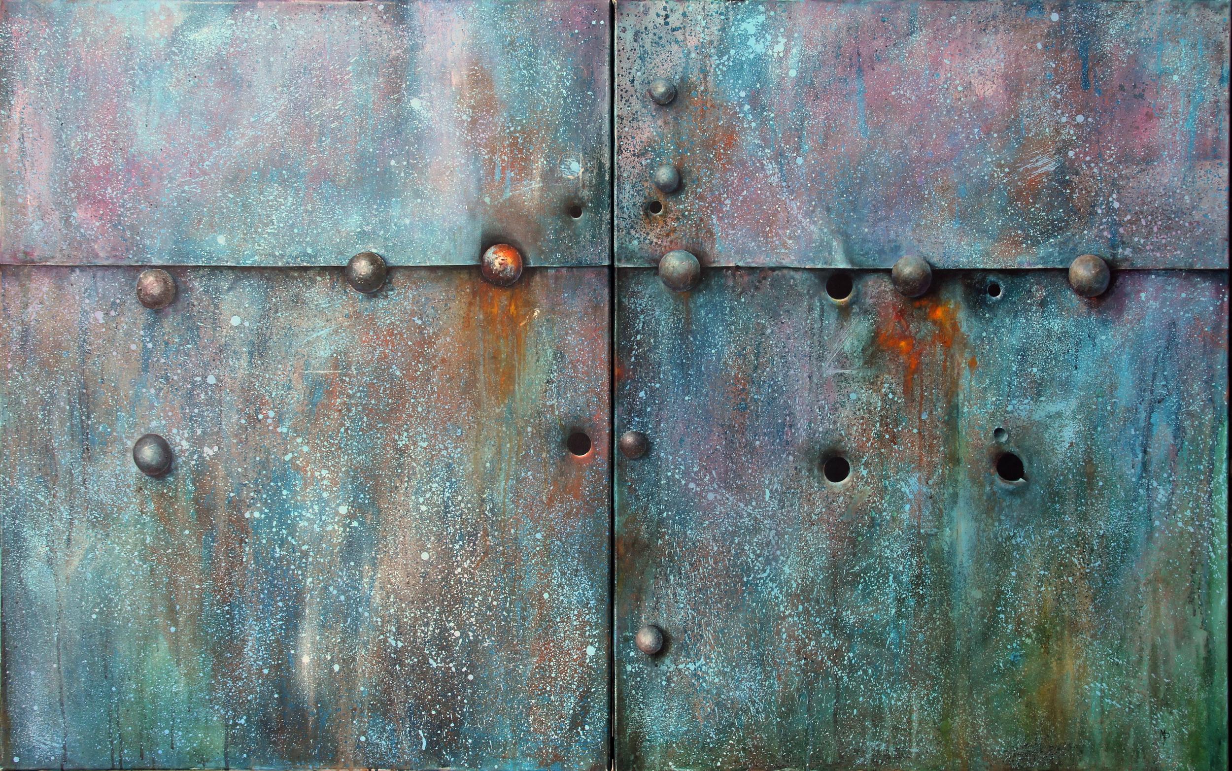 Cathedral Doors, Padua SOLD