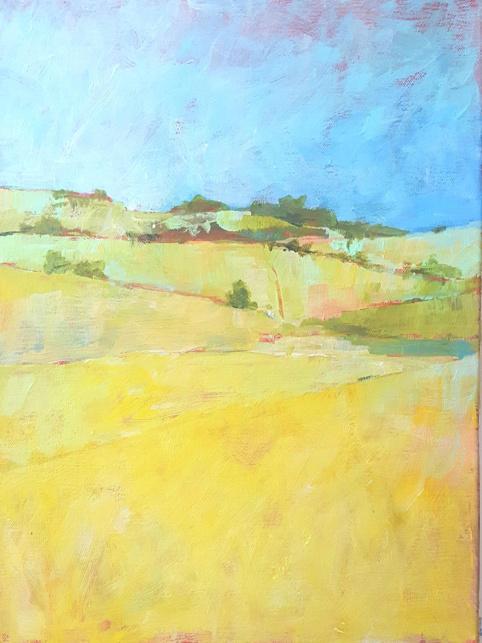 acrylics on canvas  40cm x 30cm