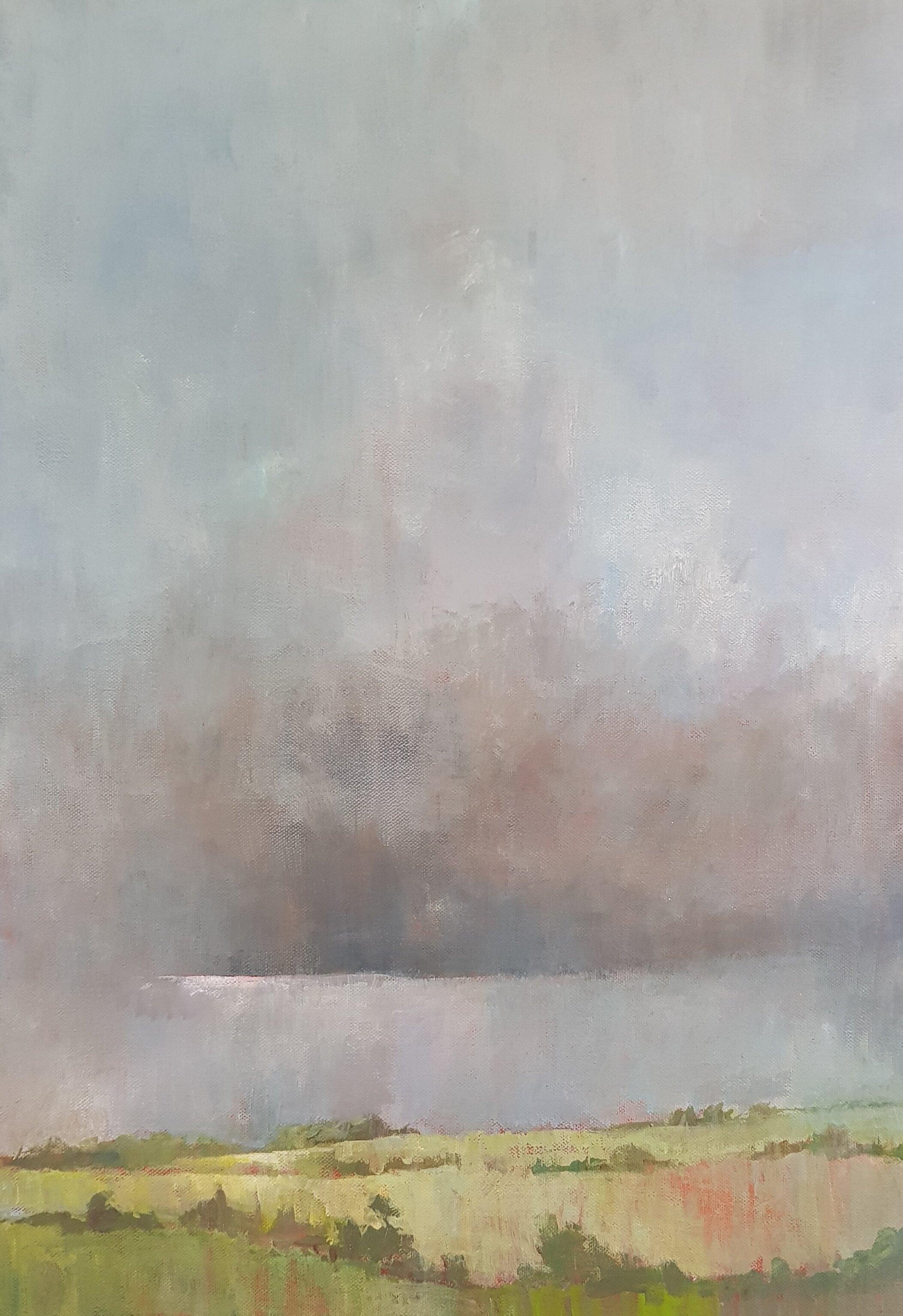 acrylics on canvas  60cm x 40cm