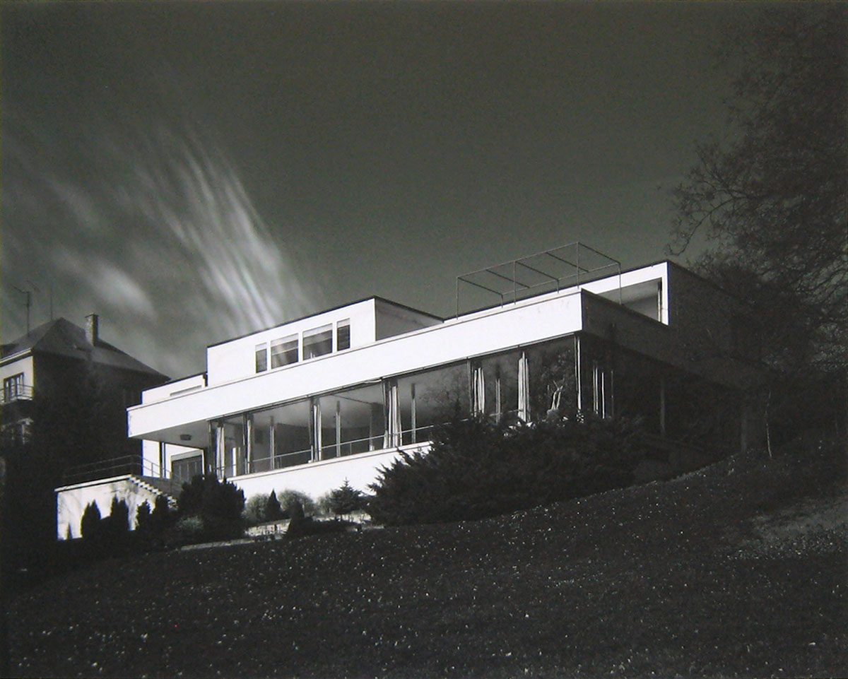 Villa Tugendhat, Brno Czech Republic, 1928-1930. Ludwig Mies van der Rohe, architect.