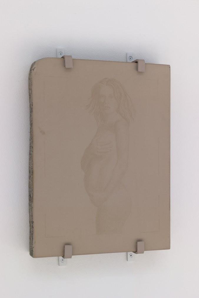 Keith Edmier, Scultura,  2014,Bavarian lithographic limestone