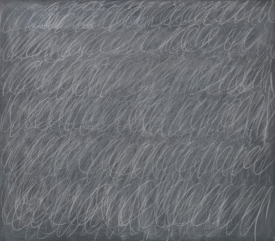 Cy Twombly,  Untitled , 1967