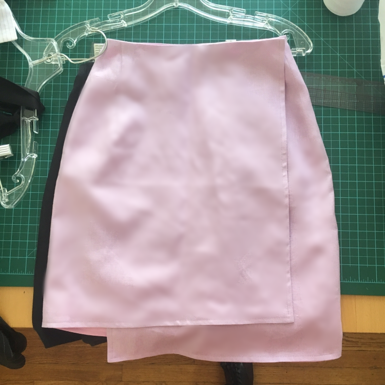Sara Skirt in Orchid