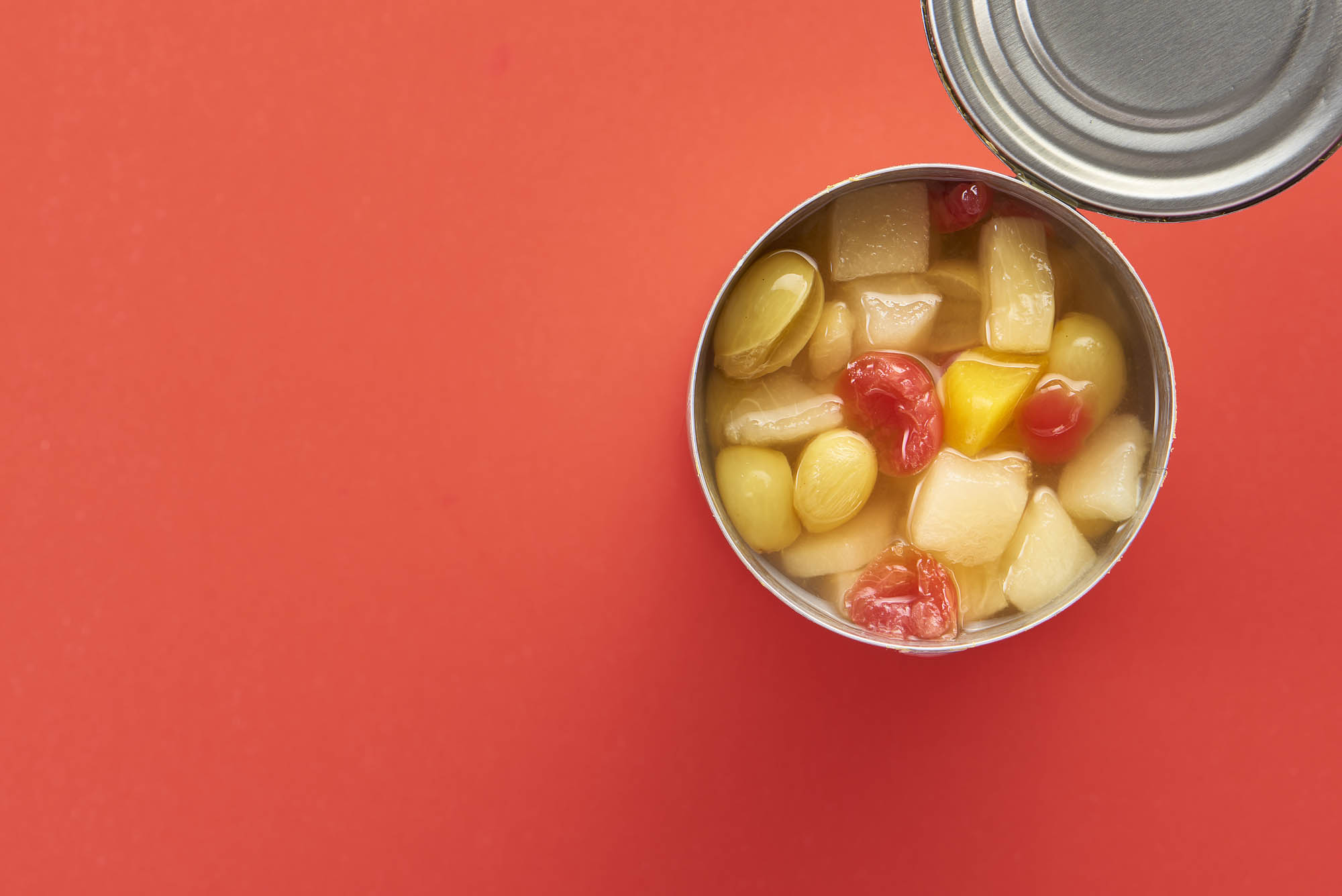 Canned Fruit Salad