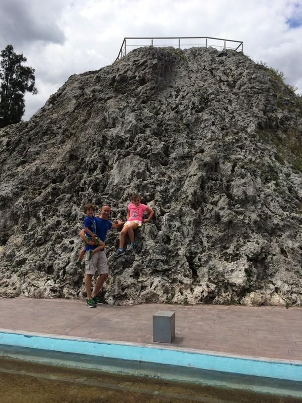 Cuexcomate Volcano in Puebla, Mexico