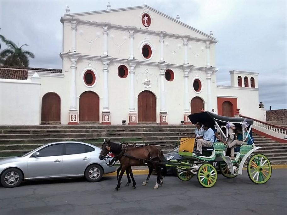 ConventSan FranciscoinGranada, Nicaragua