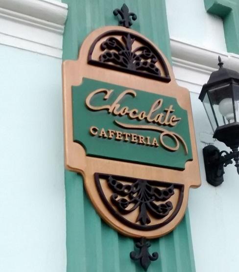Nicaraguan Chocolate?Yes please!