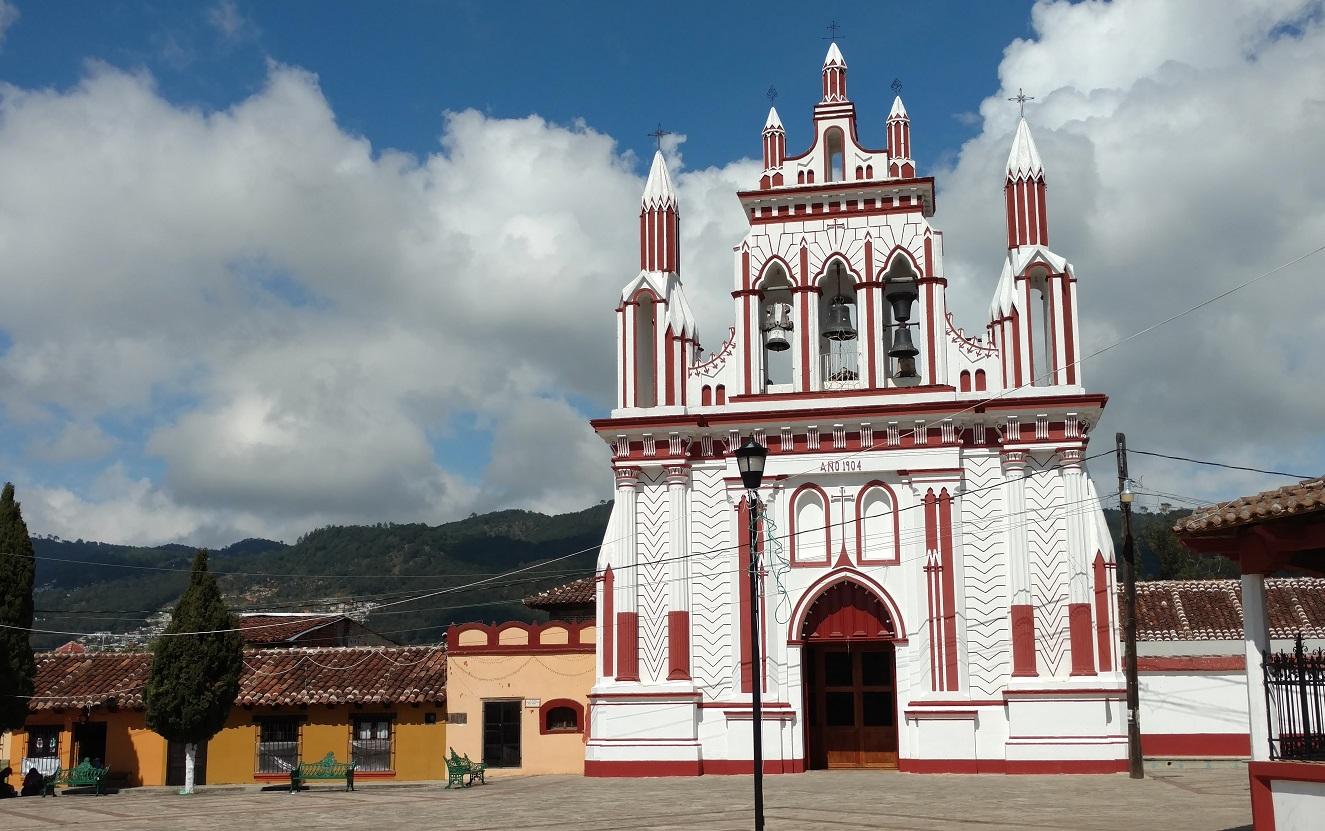 Iglesia de Mexicanos