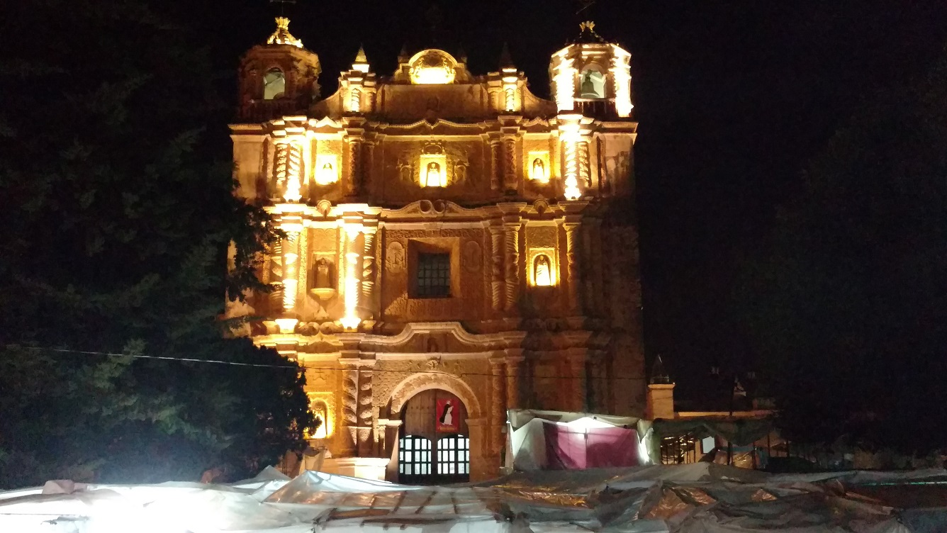 Iglesia Ex-Convento Santo Domingo