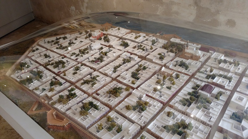 We enjoyed this replica of Campeche as it looked 400+ years ago.