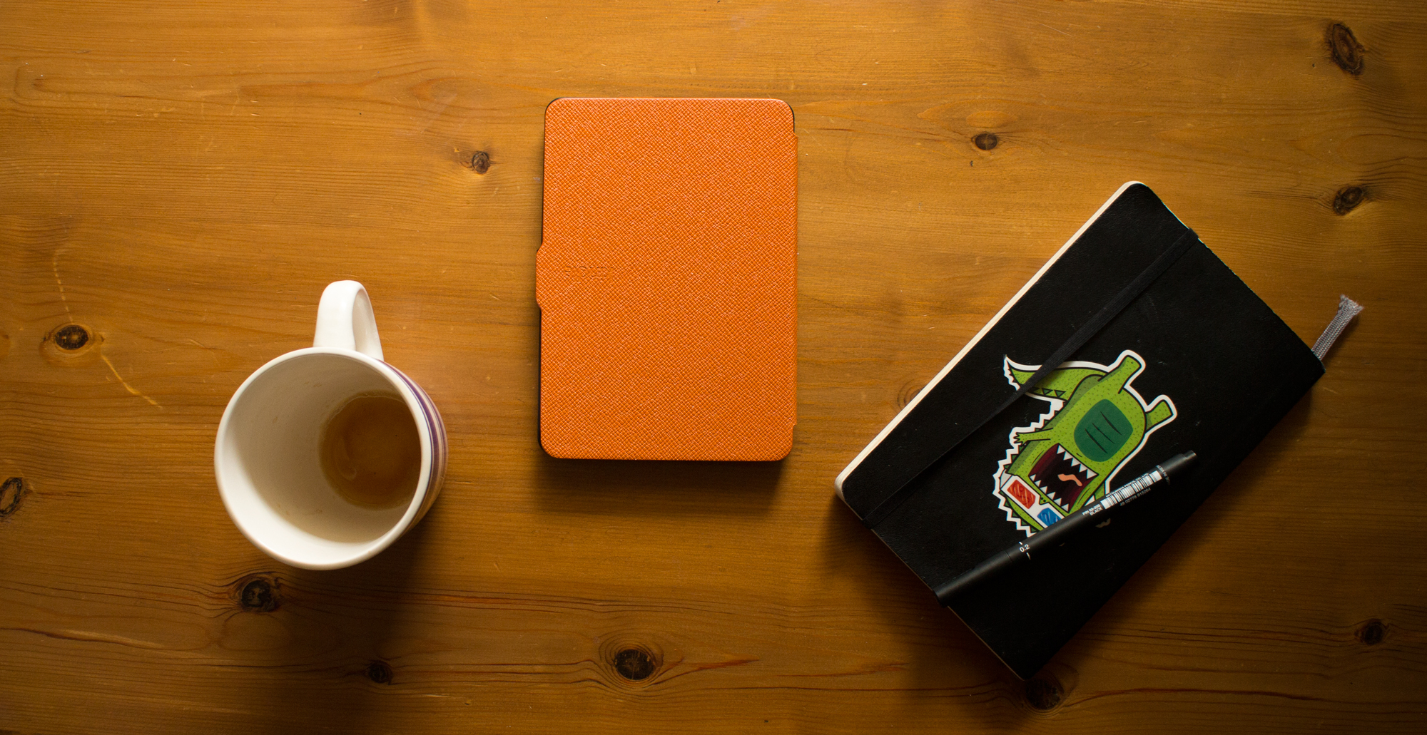 HOW SWITCHING FROM PAPER TO KINDLE CHANGED MY PERSPECTIVE ON READING.