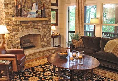 The Summerhouse is the premier destination for rustic mountain furniture and home décor.