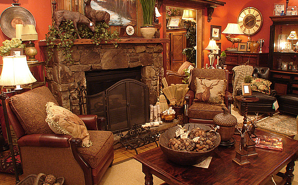 The Summer House is dedicated to helping you select that special piece or furnishing for your entire home.
