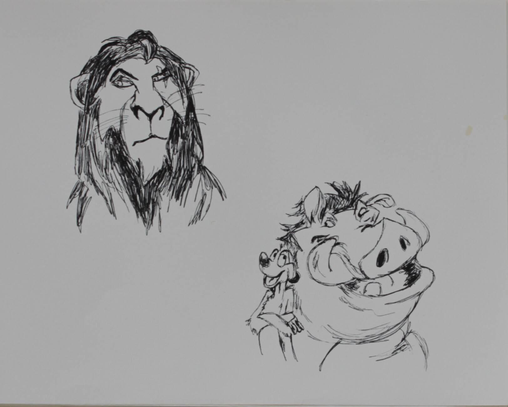 """""""Scar, Timon, & Pumbaa"""""""