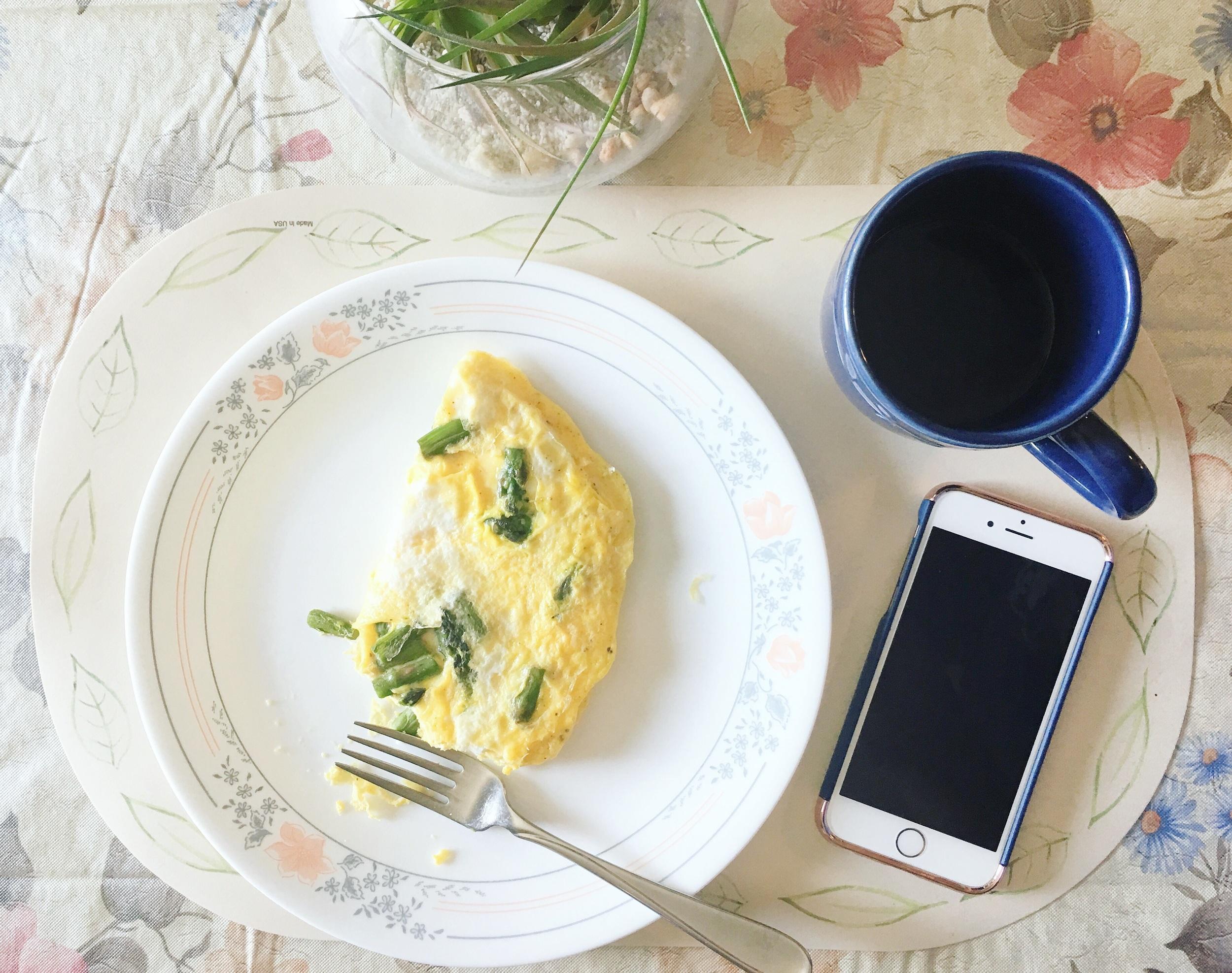my favorite breakfast.