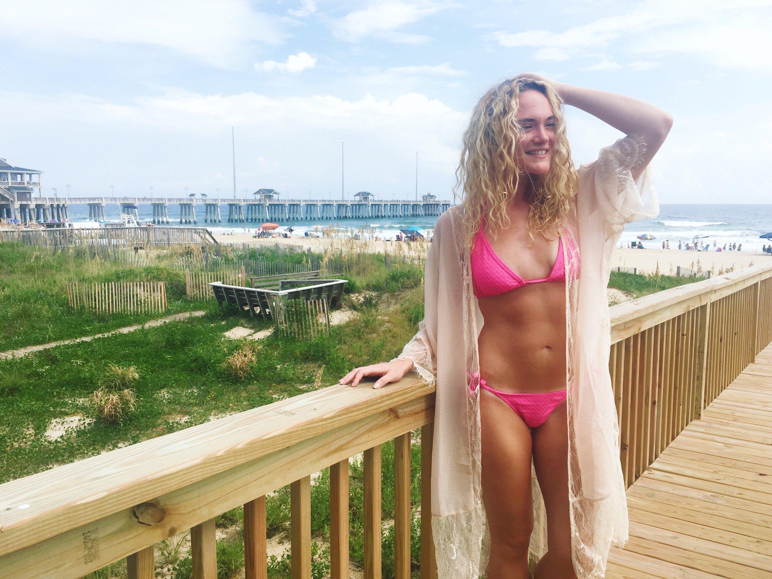 bikini  |  coverup