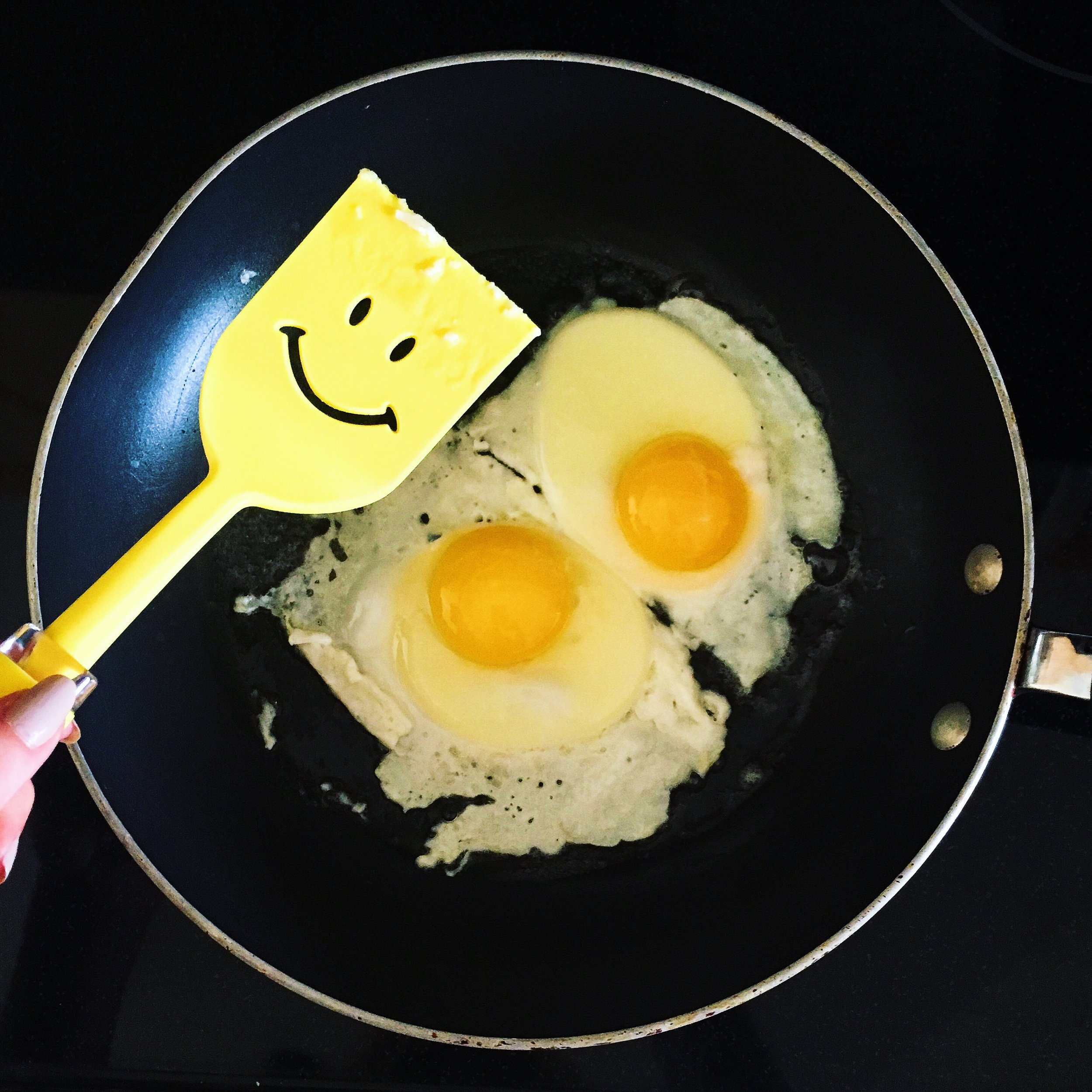 the happiest spatula :)