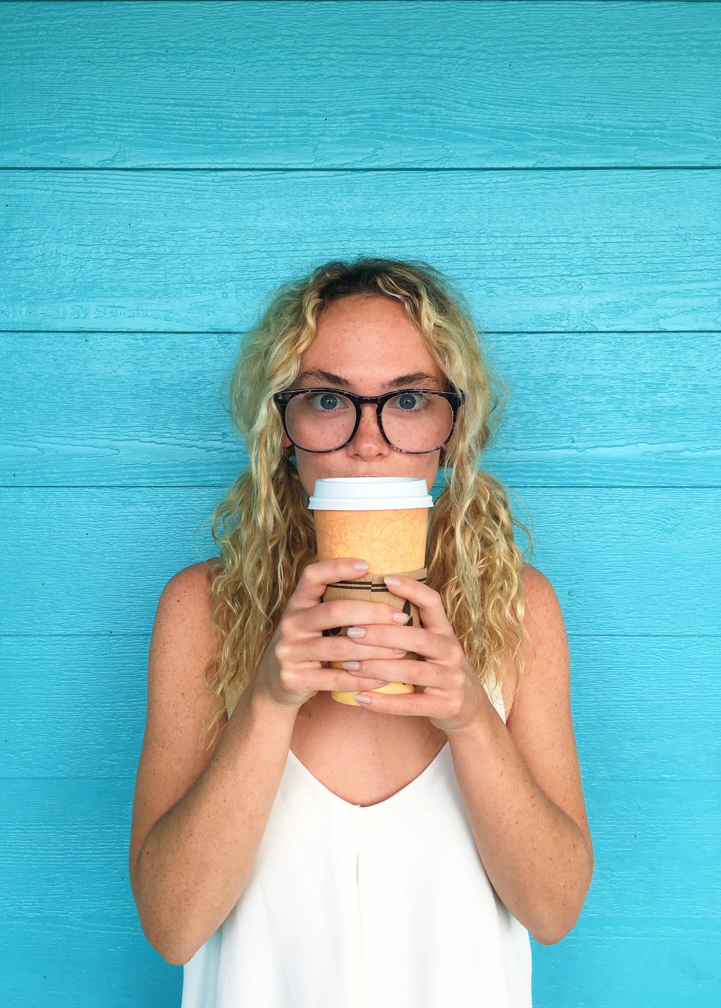XL coffee -  glasses