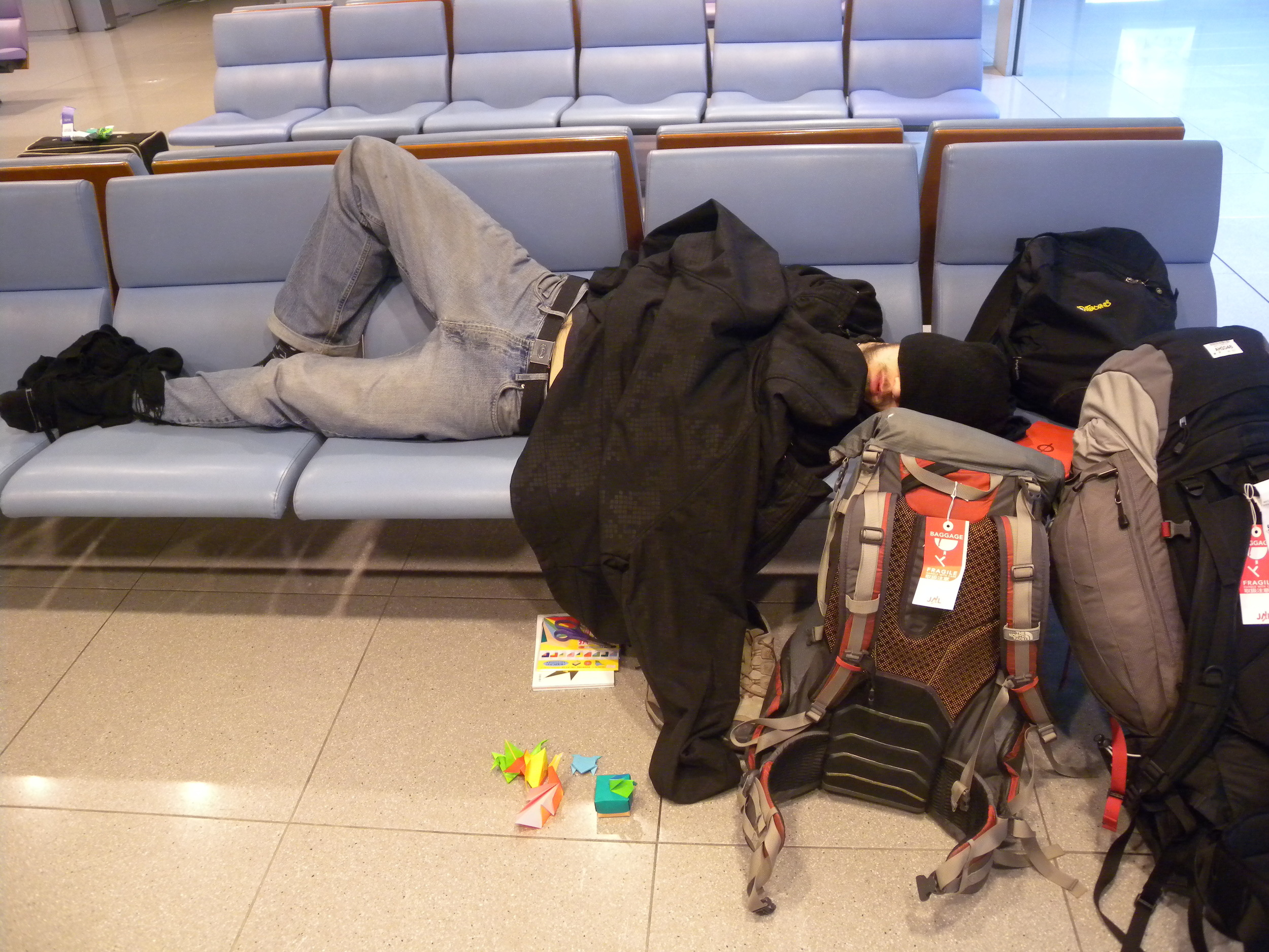 the adventurous life of a backpacker