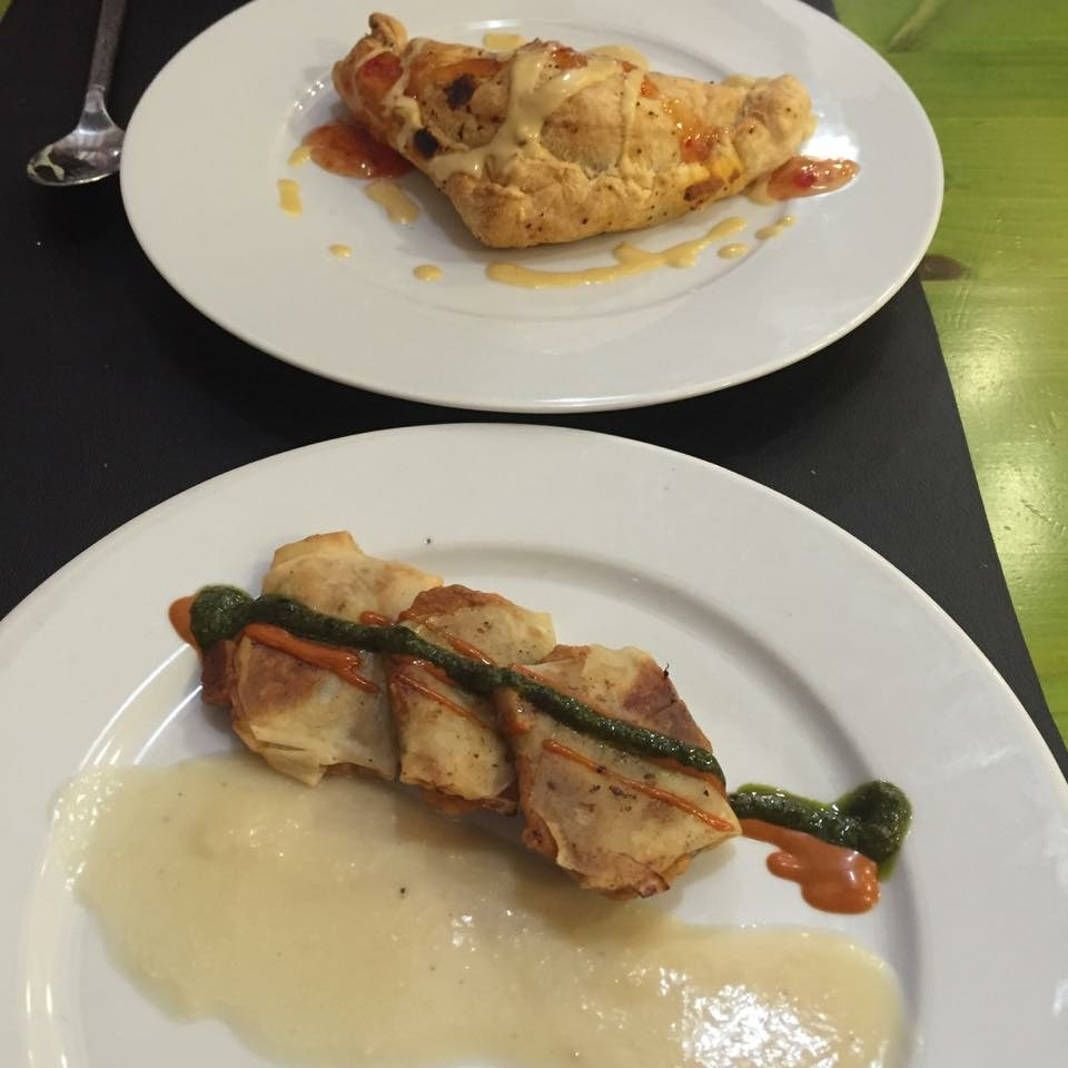 Amazzzzzzzing food at Gaia, in Burgos