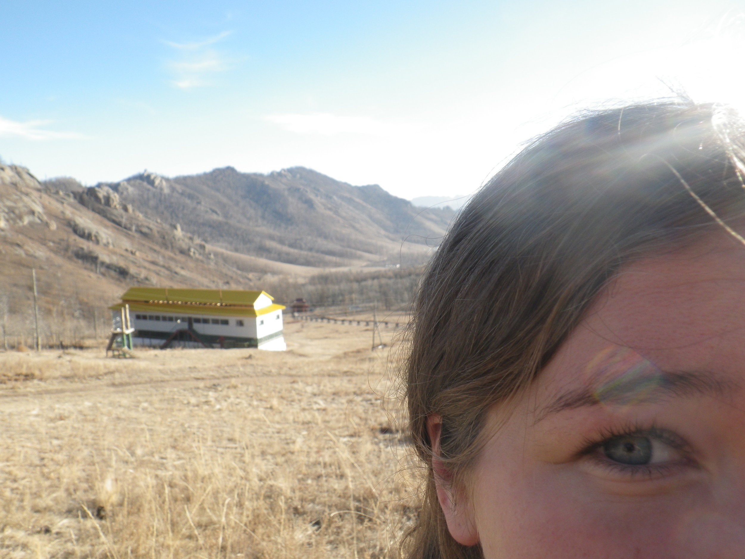 Budget   travel in Mongolia.   Backpacking Mongolia. Hiking in Mongolia.