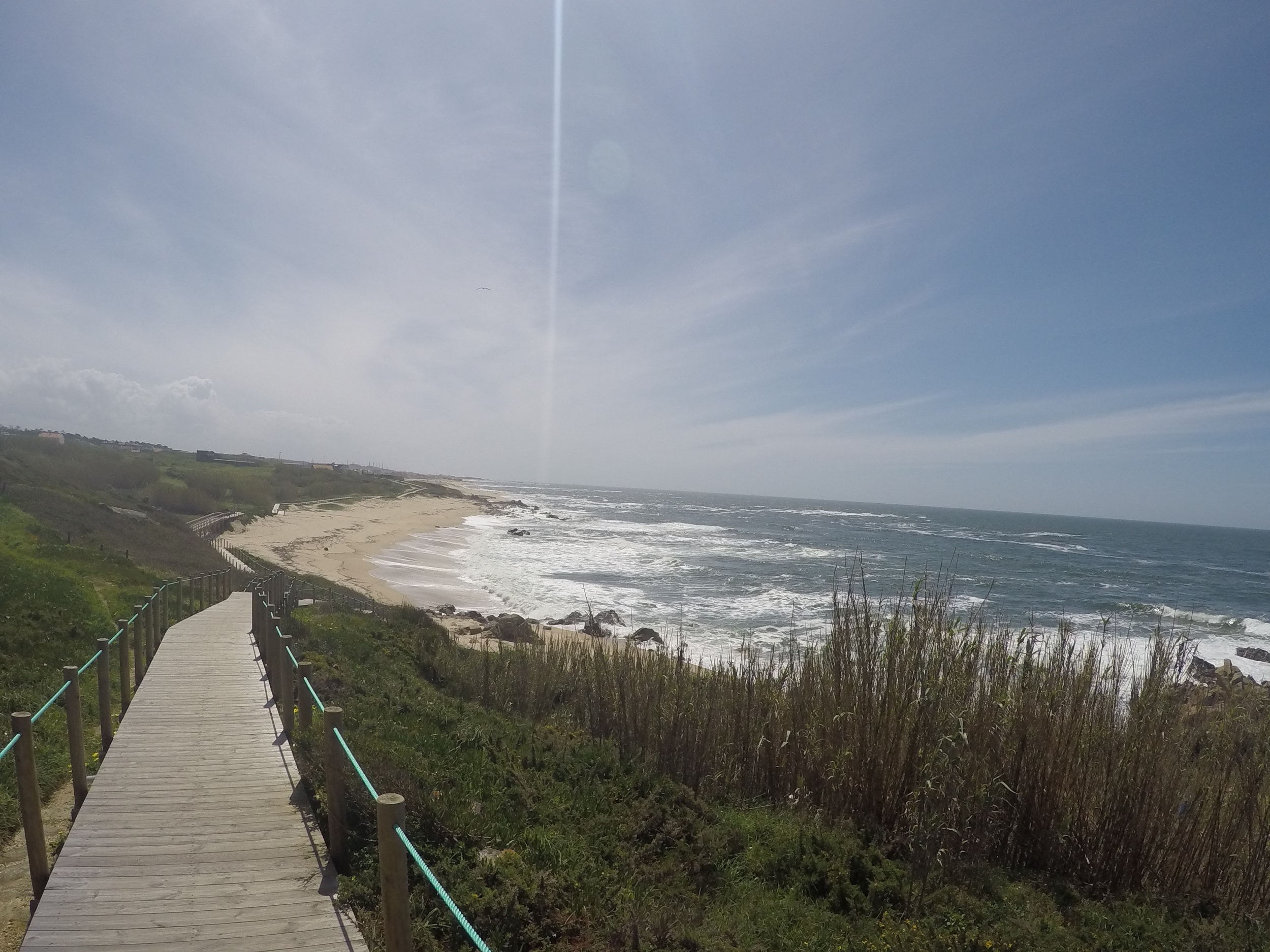 Walking The Camino Portugués. The Portuguese Way.