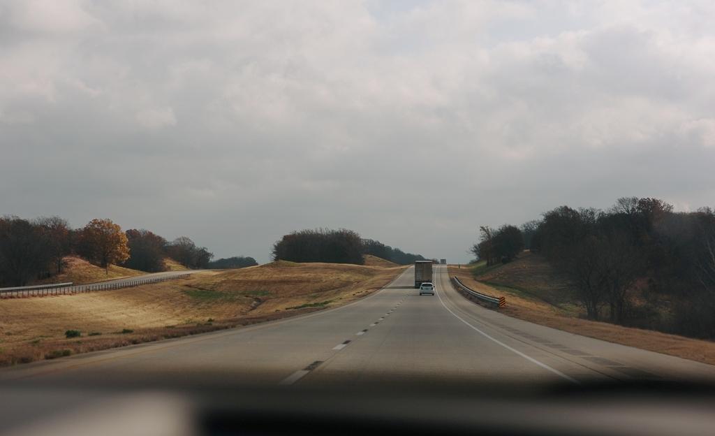 Autumn in Oklahoma