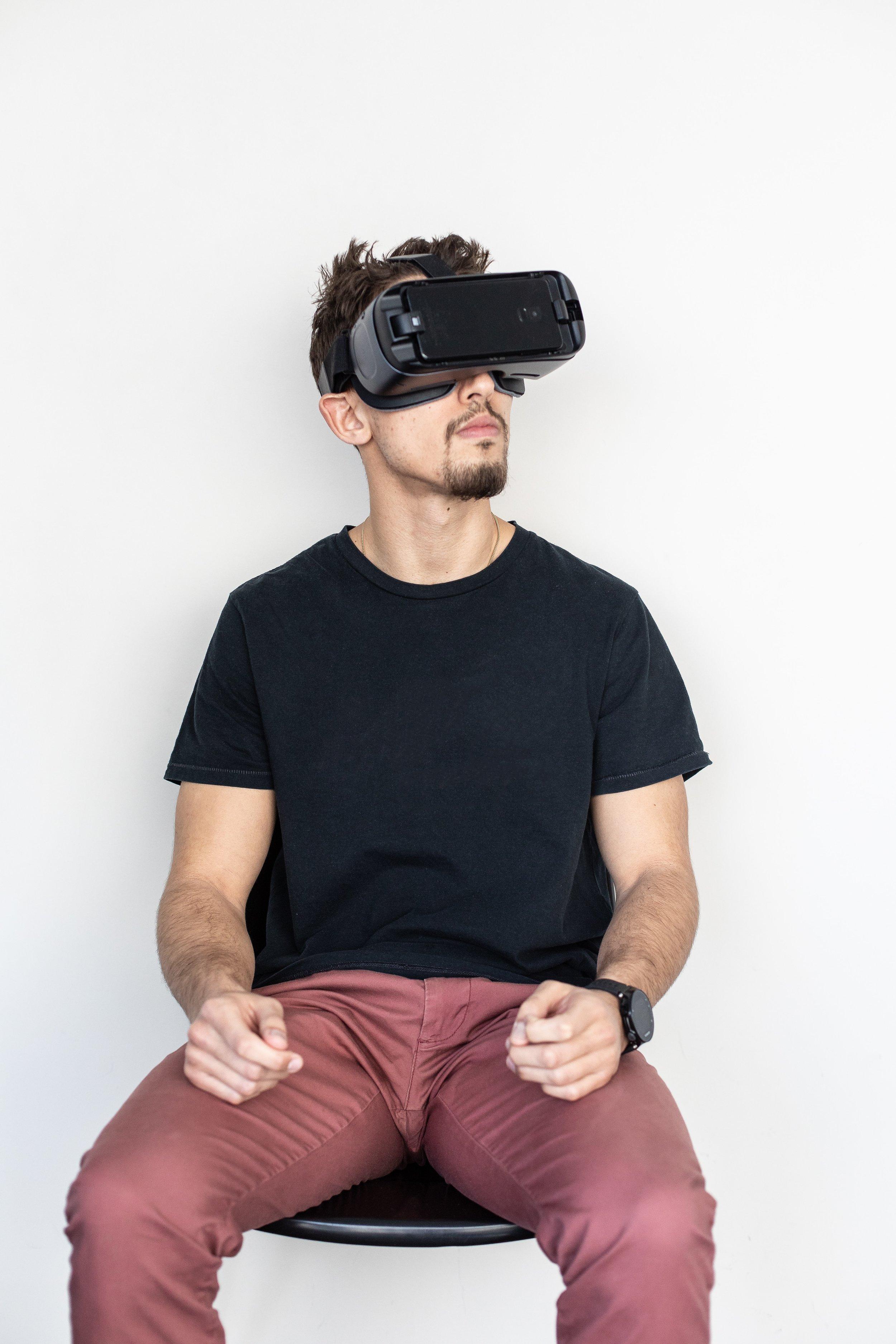 VR for Neck Pain