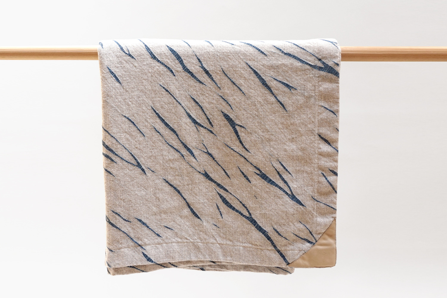 Commune Design & Small Trade Co Shibori Blanket $1100