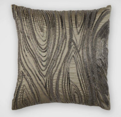 Ethan Allen Beaded Pillow $88.40