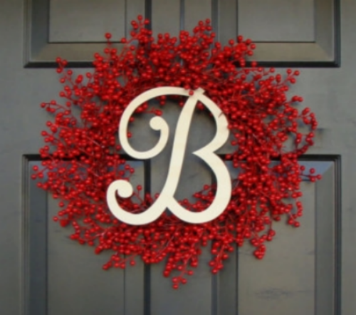 Etsy  Elegant Wreath  $77-$135