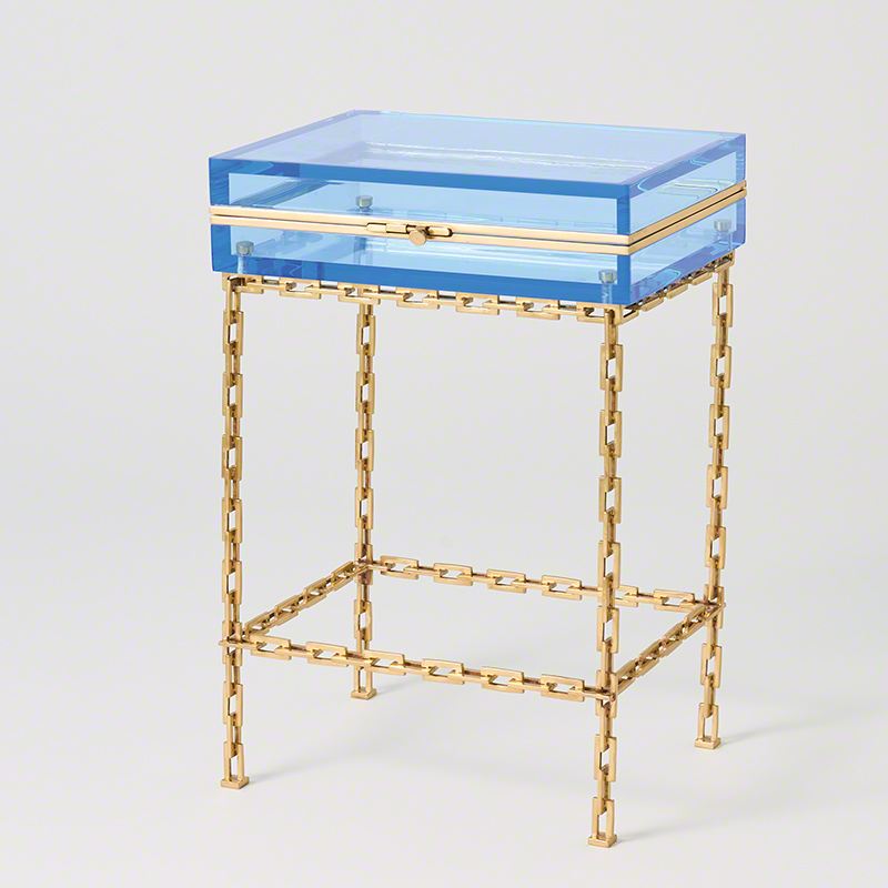 Global Views Trinket Table $3,500  Available through your designer