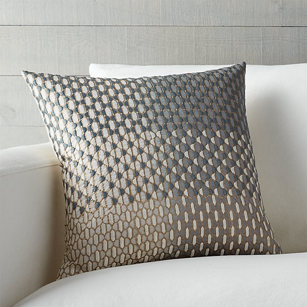 Crate & Barrel Nikolai pillow $109