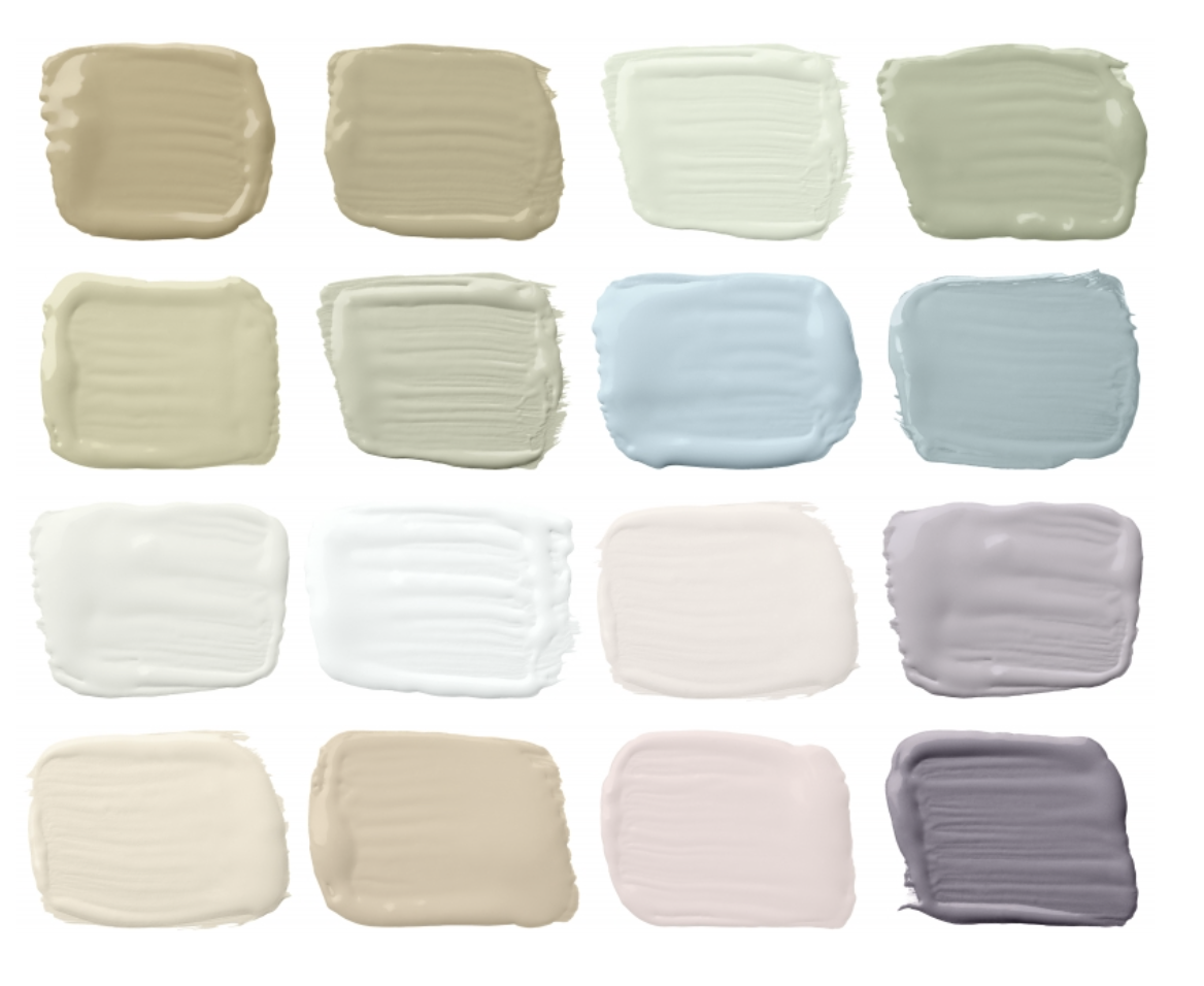 Ralph Lauren Paint  (Available at  The Home Depot )