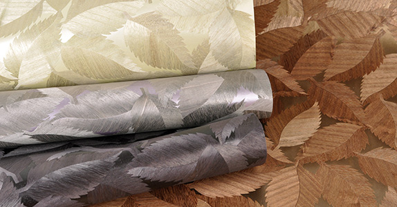 Innovations -  Wood Leaf  (Available through your designer)