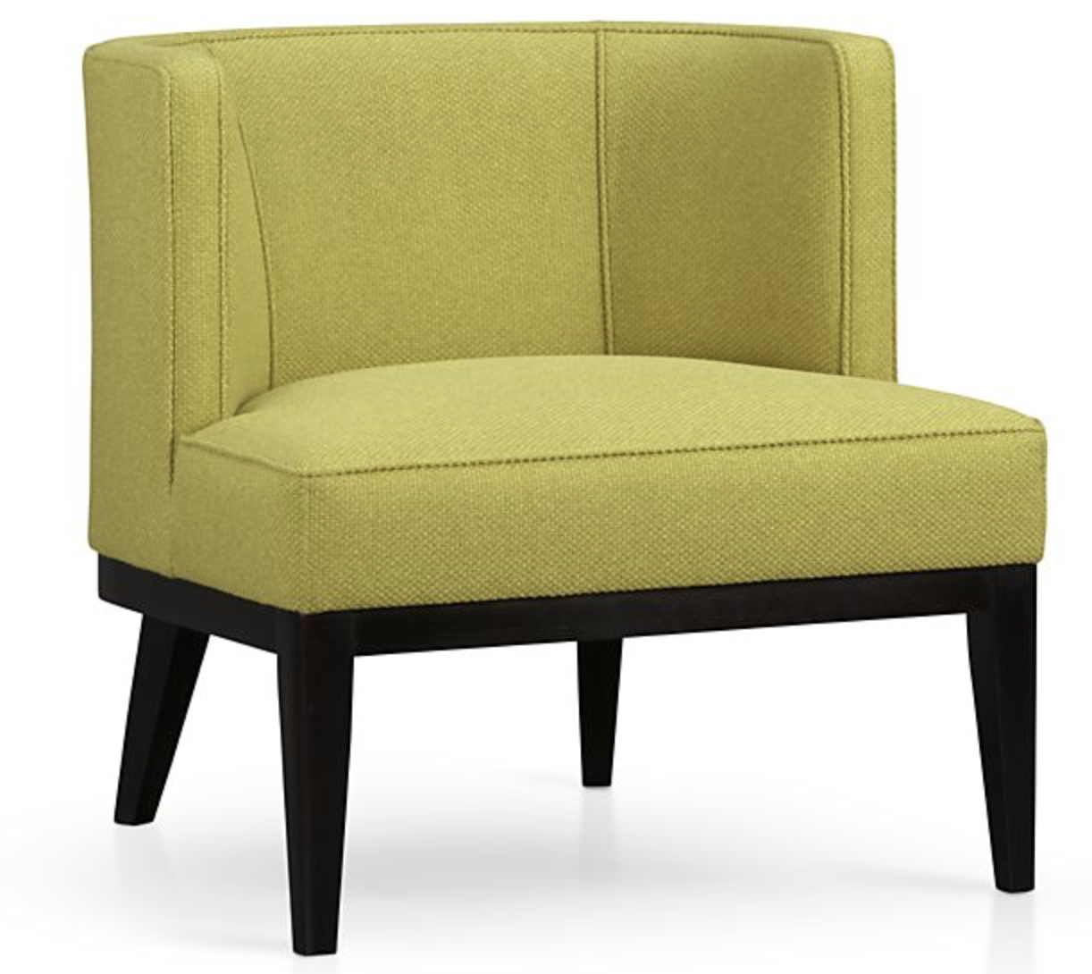 Crate & Barrel -  Grayson Citron Chair  $899