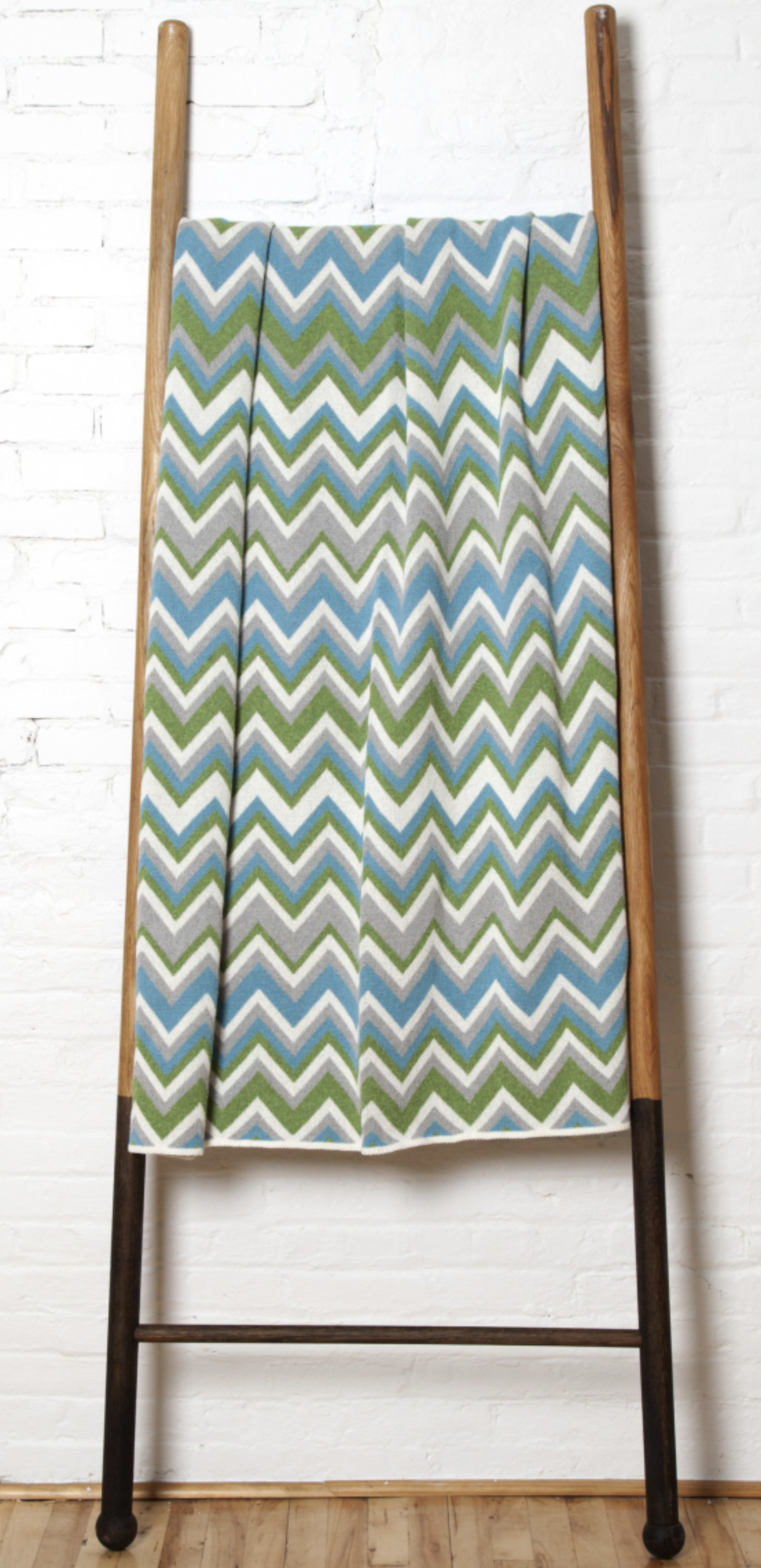 In2Green -  Eco Zigzag Throw  $165  Available through your designer