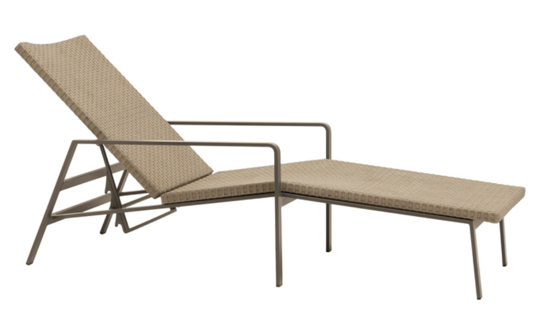 Brown Jordan - Elements Adjustable Chaise  Available through your designer