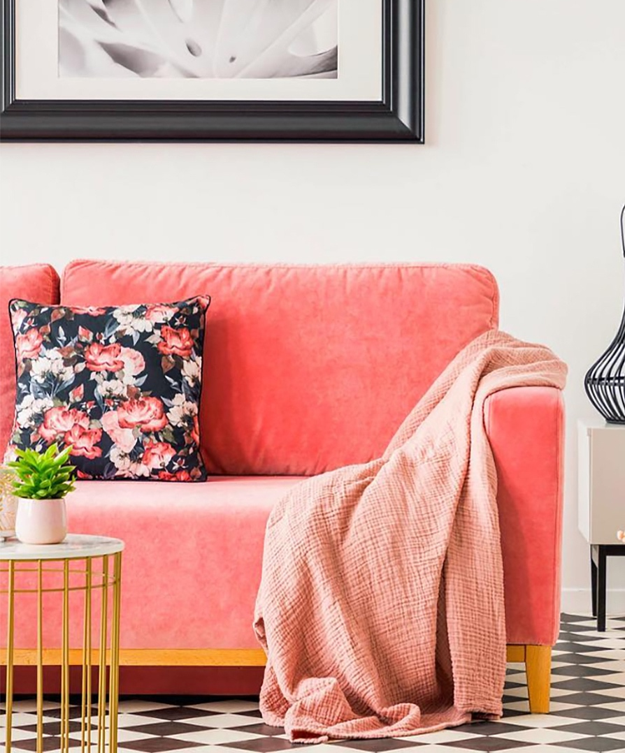 Living coral velvet -  Daninoce.com.br (photo by @create.perfect)