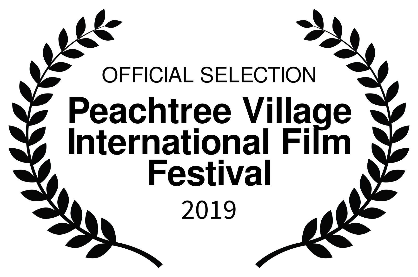 2 OFFICIAL SELECTION - Peachtree Village International Film Festival - 2019 copy.jpg