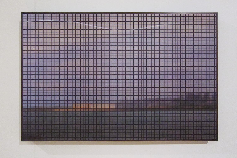 Natal (After Post) •2010 •Fotografia, impressão lenticular •65 x 100 cm