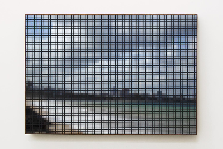 Frederikstaad (João Pessoa) (After Post) •2010 • Fotografia, impressão lenticular •70 x 100 cm