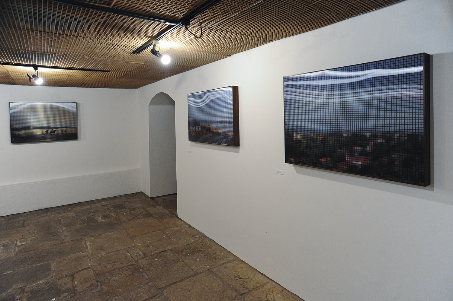 After Post  : solo show at Joaquim Nabuco Foundation, in Recife, Brazil. 2010. P  hoto: Edmar Melo