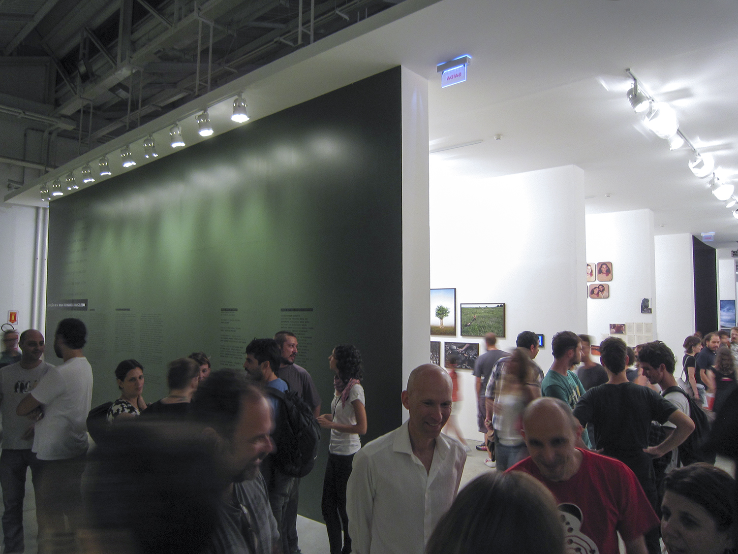 Generation 00 – New Brazilian Photography  , group show curated by Eder Chiodetto, at SESC Belenzinho, in São Paulo. April 2011.
