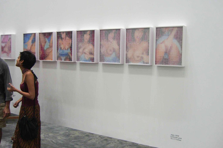Mumbai, India • 2008 • Gallery Maskara
